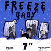 Freeze Baby – s/t (7″)