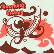 Sicbay and Deerhoof split (7″)