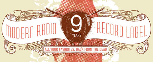 Flyer Friday: MR 9 Year Anniversary Poster
