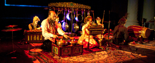 Introducing International Novelty Gamelan!