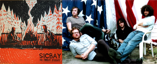 Sicbay (plus vinyl reissue), Vampire Hands & Lineup for MR Sweet Sixteen