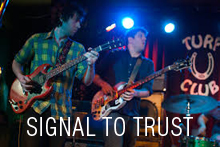 SignalToTrust_band